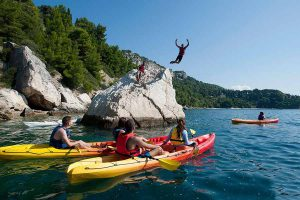 Hvar Sea Kayak Cast Away