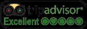 Logo Trip Advisor Excellent
