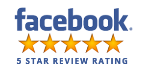Logo Facebook 5 star rating